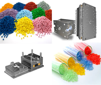 Plastic products and moulds